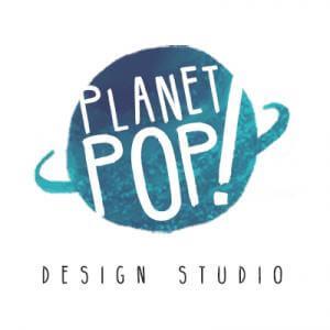 PlanetPOP - סטודיו לאיור, אנימציה, ועיצוב גרפי